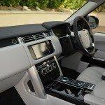 Rover rover Rogue White interior