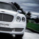 Hire a Bentley Flying Spur