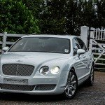 Bentley Flying Spur hire in London