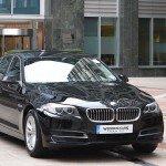 Bmw 5 series Chauffeur hire
