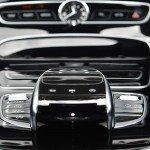 Mercedes centre console