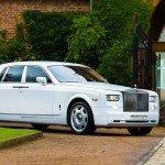 Rolls Royce Phantom for hire