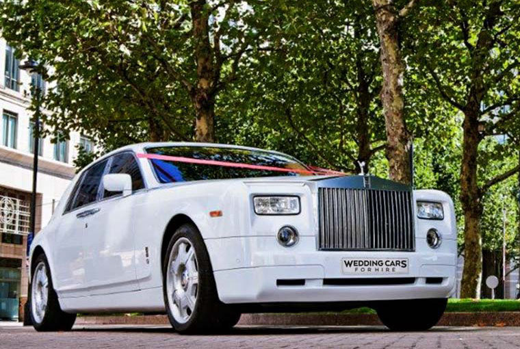 Rolls Royce Phantom for hire