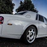 Rolls Royce Phantom side view