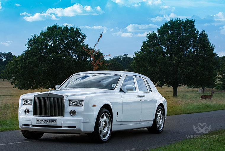 Rolls Royce Phantom hire London