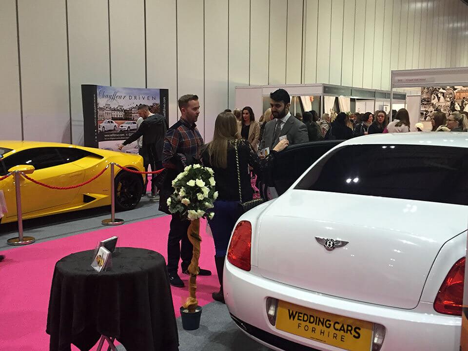 Wedding car show