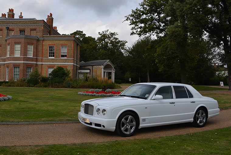 Bentley Arnage T stage 2