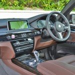 Bmw X5 brown interior