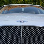 Bentley front grill
