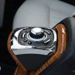 Rolls Royce Phantom centre console