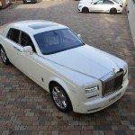 Rolls Royce Phantom bonnet