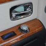 Rolls Royce Phantom interior wood