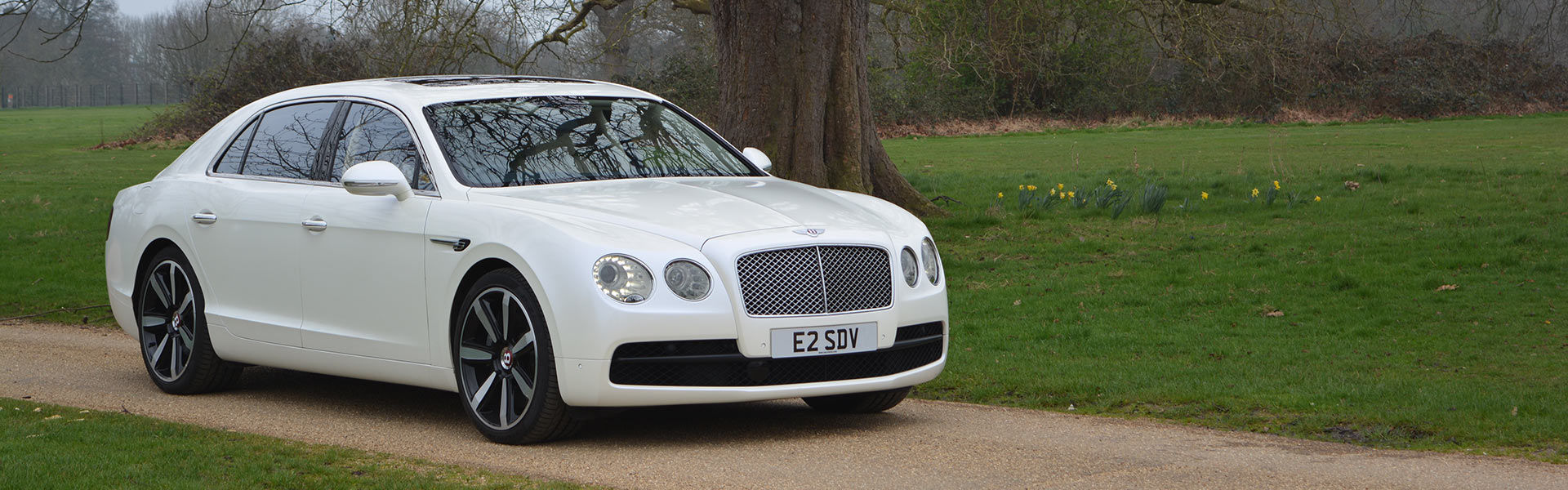 Bentley hire London