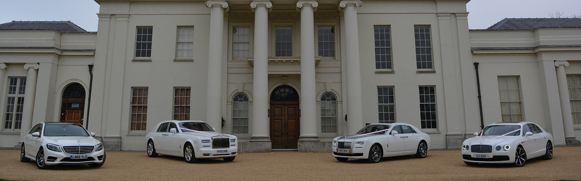 wedding cars fleet London
