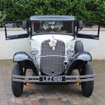Vintage- Rolls Royce front-view
