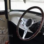 Vintage-steering-wheel-interior