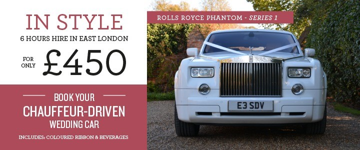 Rolls royce phantom offer