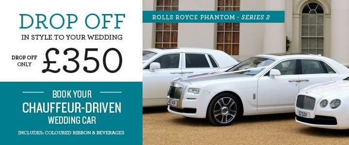 Rolls Royce Phantom drop off