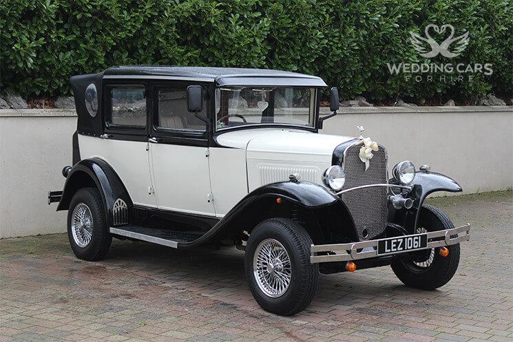 Vintage-car-hire-london
