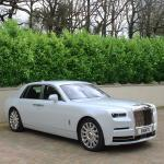 Rolls Royce Phantom 8 hire London