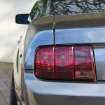 Ford Mustang rear brake lights