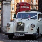 White Fairway London taxi hire