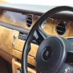 Rolls Royce Phantom I wooden trim