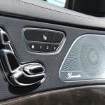 Mercedes S class sound system