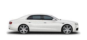 Bentley Weding Car
