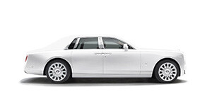 Rolls Royce Phantom 8 side view