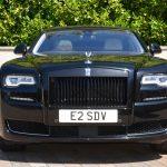 Black Rolls Royce Ghost hire