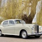 Rolls Royce Silver Cloud hire