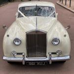Rolls Royce Silver Cloud front grill