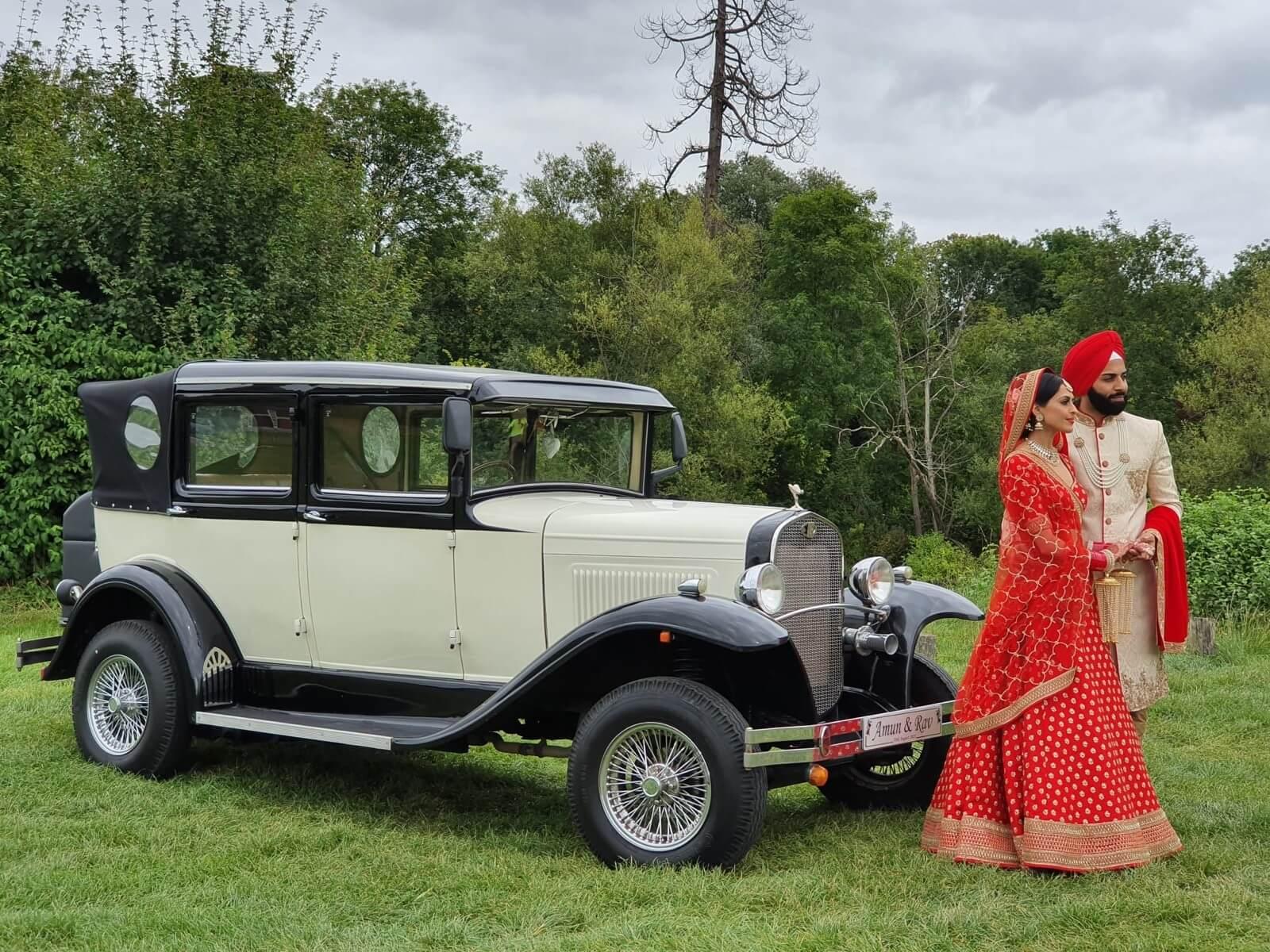 wedding car hire brentford