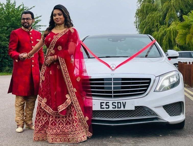 Wedding car hire Ilford